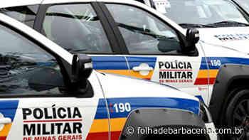 Em Barbacena, homem leva golpe de faca da namorada e é preso por ser foragido da justiça - Folha de Barbacena
