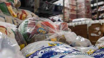 Minas disponibiliza mais de 600 cestas básicas para Barbacena - Folha de Barbacena
