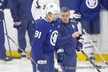 Maple Leafs News & Rumors: Barrie, Nylander & Tavares - The Hockey Writers