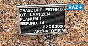 Baufeld für Gemeindehaus: Kampfmittelräumdienst und Archäologen bergen Funde bei St. Marien - Hannoversche Allgemeine