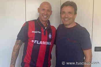 Flaminia Calcio Civita Castellana, mercato in movimento, continuano anche le conferme - TusciaUp