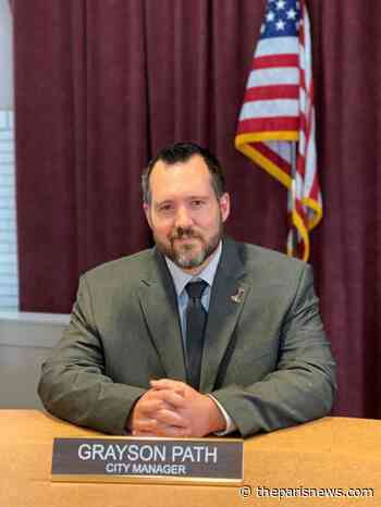 New city manager faces fire, police chief vacancies - Paris News