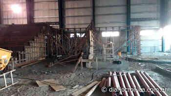 En Huracán debieron parar la obra del gimnasio por un caso positivo - Crónica Digital