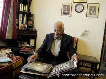 Dattajirao Gaekwad - only living Indian cricketer to have played against Everton Weekes - Sportstar