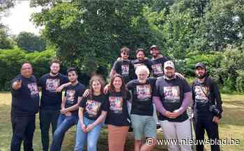 Toneelgroep met jonge vluchtelingen krijgen Europese steun voor theater