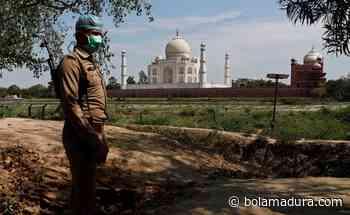 Taj Mahal, Monumen Agra Lainnya Tidak Akan Dibuka Hari Ini, Memesan Mengutip Risiko COVID-19 Distribute - Bolamadura.com