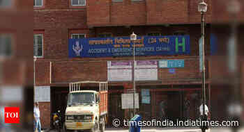 Delhi: Lok Nayak Hospital panel suggests Ebola drug for Covid - Times of India