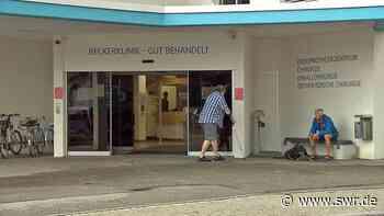 Becker-Klinik Bad Krozingen: Nur noch eingeschränkter Notfalldienst | Südbaden | SWR Aktuell Baden-Württemberg | SWR Aktuell - SWR