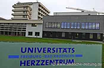 Fragezeichen hinter neuer UHZ-Struktur - Bad Krozingen - Badische Zeitung