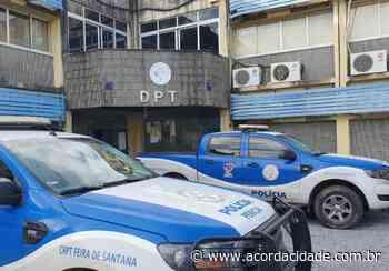 Dois jovens são assassinados a tiros em Feira de Santana - Acorda Cidade