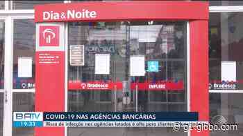 Feira de Santana, na BA, tem mais de 40 funcionários de bancos infectados com Covid-19, diz sindicato - G1