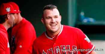 AL MVP Trout still doesn't feel comfortable about this year - Deloraine Times