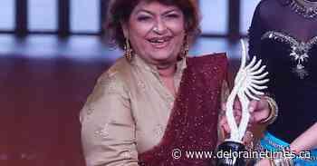 Top Bollywood choreographer Saroj Khan dies at 71 - Deloraine Times