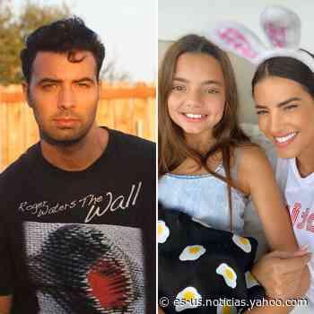 """""""Eres el mejor papá del mundo"""": Hija de Gaby Espino envía emotivo mensaje a Jencarlos Canela - Yahoo Noticias"""