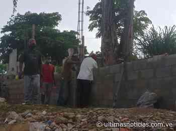 Continúan trabajos para cercar cementerio de Santa Teresa del Tuy - Últimas Noticias