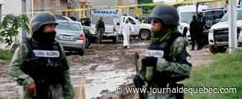 Mexique: 3 arrestations après un massacre dans un centre de désintoxication