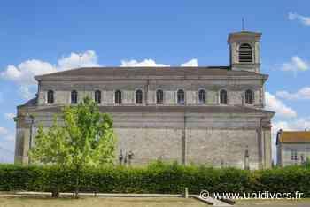 Un jour, une église – Saint-Jean-de-Bonneval samedi 11 juillet 2020 - Unidivers