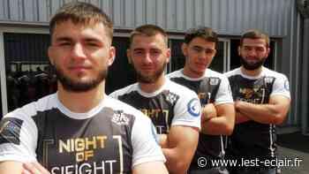 Rencontre avec les sportifs tchétchènes de Troyes - L'Est Eclair