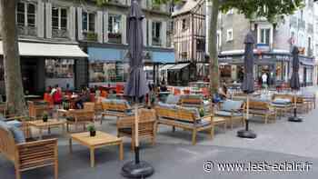 Troyes : plus de terrasses, plus de bruit ? - L'Est Eclair