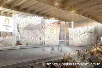 Troyes : un complexe d'escalade de niveau mondial en 2023 - France 3 Régions