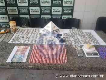 Tráfico de drogas no bairro Aparecida do Norte, em Coronel Fabriciano - Jornal Diário do Aço
