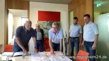 Gemeinsamer Info-Tag der Stadt Kolbermoor und der Bürgerinitiative Nordzulauf