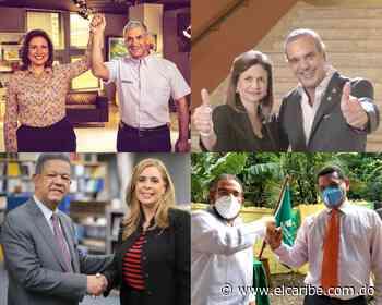 Hora y lugar de votación de los candidatos a presidencia y vice - El Caribe