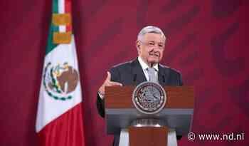 President Mexico wil dodental niet vergelijken met andere landen - Nederlands Dagblad