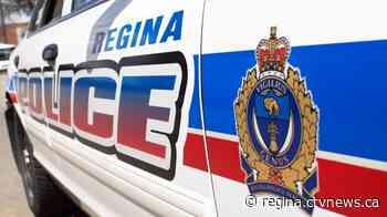 Regina police respond to semi rollover at Ring Road off ramp - CTV News
