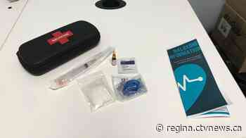 Rise in overdoses leads to calls for more Naloxone kits in Regina - CTV News