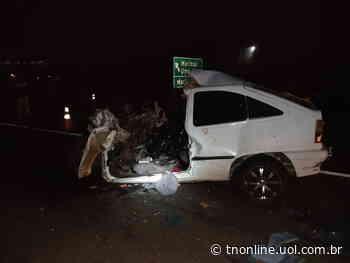 Três mulheres mortas em acidente entre Mandaguari e Marialva são identificadas - TNOnline - TNOnline