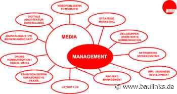 Vorstellung des Masterstudiengangs Architektur Media Management (AMM) im Livestream - Baulinks