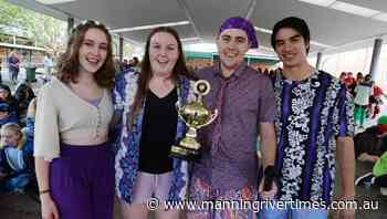 Murray wins Taree High School Spirit Cup for second successive year - Manning River Times