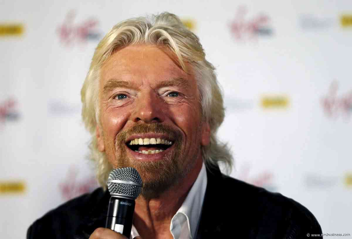 How Virgin's Richard Branson moved past his failed cola brand - Fox Business
