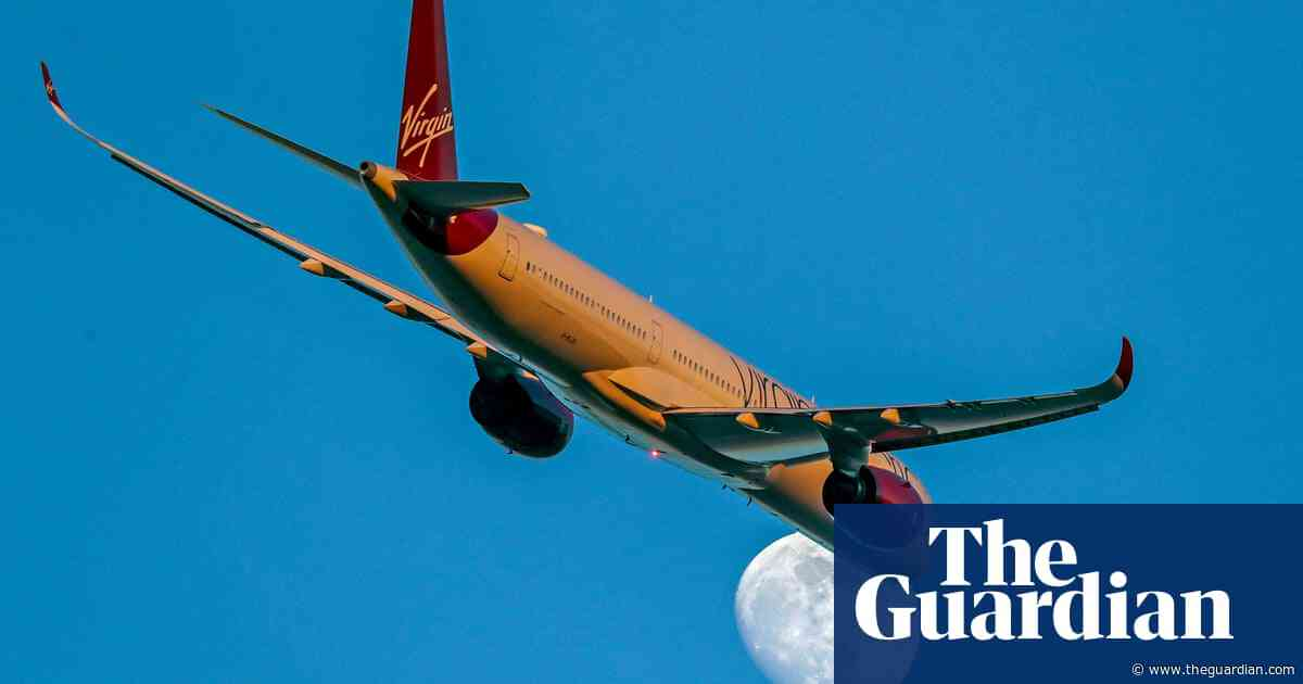 Richard Branson to pump £200m into Virgin Atlantic as part of rescue package - The Guardian