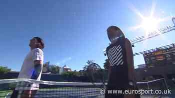 UTS highlights: Dustin Brown beats Feliciano Lopez - Eurosport - ENGLAND (UK)