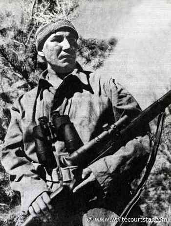 BRANCH 72: Tommy Prince, an Indigenous Canadian war hero - Whitecourt Star