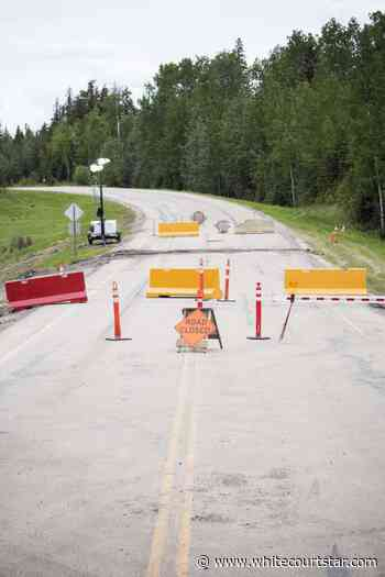 Council votes to reopen road against engineer's advice - Whitecourt Star