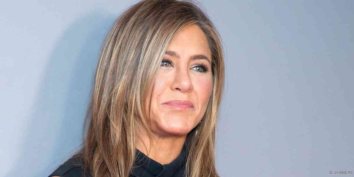 Jennifer Aniston reminds us of the importance of wearing a mask with a photo viral - Code List