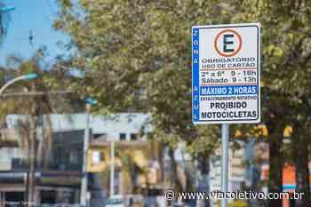 Cobrança de Zona Azul será retomada em Cotia nesta segunda (06) - Via Coletivo