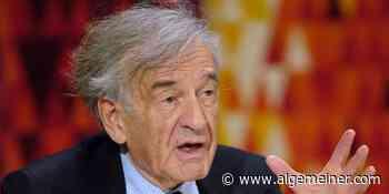 Son Pays Poetic Tribute to Jewish Literary Giant Elie Wiesel on Anniversary of Death - Algemeiner