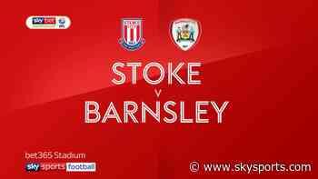 Stoke 4-0 Barnsley | Video | Watch TV Show - Sky Sports