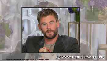 Chris Hemsworth opines he is vulnerable; says people relate to such qualities - Republic World - Republic World