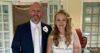 Nicola and Kevin say 'I do' in Stoke-on-Trent's first wedding since lockdown - Stoke-on-Trent Live
