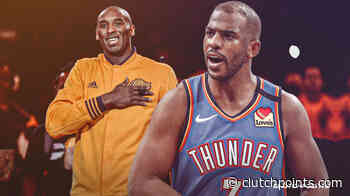 Chris Paul admits he already 'talked' to Kobe Bryant before Lakers trade was vetoed - ClutchPoints