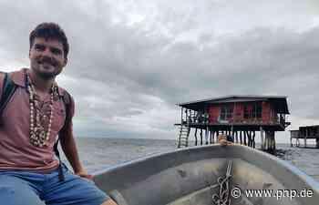 Oberbayer war auf Medizinschiff vor Papua-Neuguinea im Einsatz - Passauer Neue Presse
