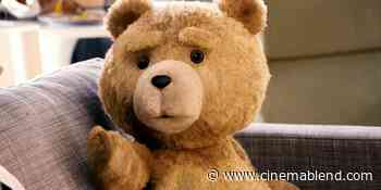 Even Seth MacFarlane Thought Ted Was Probably Going To Be A Flop - CinemaBlend
