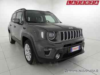 Vendo Jeep Renegade 1.0 T3 Limited nuova a Settimo Torinese, Torino (codice 7646893) - Automoto.it