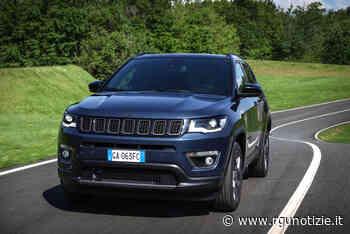 """La nuova Jeep Compass """"made in Melfi"""" arriva in Umbria con Satiri Auto - Rgunotizie.it"""