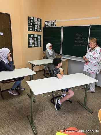 Der Deutschunterricht als Zweitsprache an der Mittelschule in Miltenberg - Main-Echo